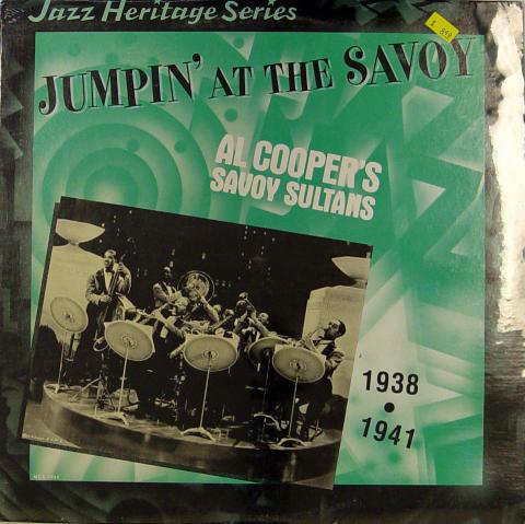 """Al Cooper's Savoy Sultans Vinyl 12"""""""