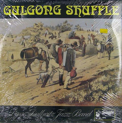 """Dave Dallwitz Jazz Band Vinyl 12"""""""