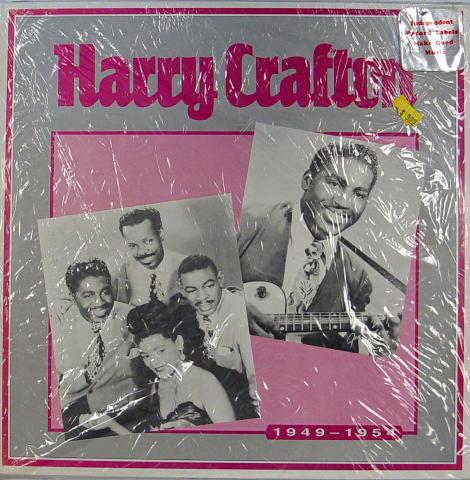 "Harry Crafton Vinyl 12"""