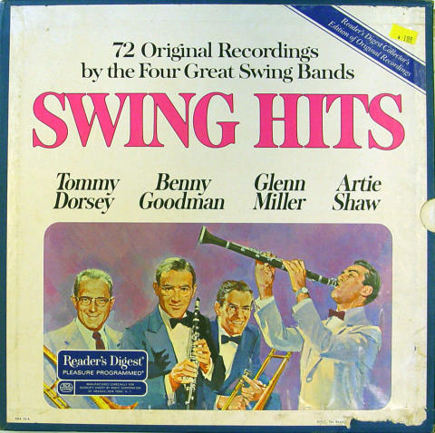 "Reader's Digest: Swing Hits Vinyl 12"""