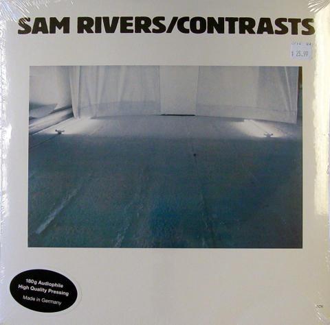 "Sam Rivers Vinyl 12"""
