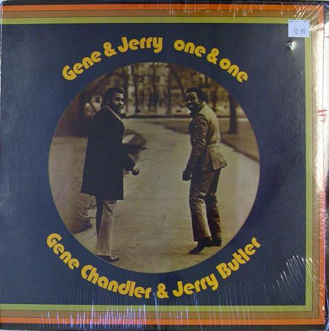 """Gene & Jerry Vinyl 12"""""""