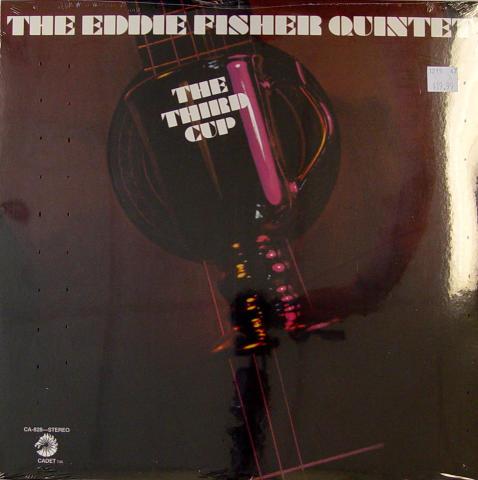 """The Eddie Fisher Quintet Vinyl 12"""""""