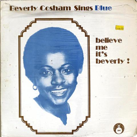 "Beverly Cosham Vinyl 12"""