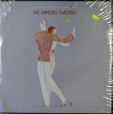 The Dancing Twenties Vinyl 12""