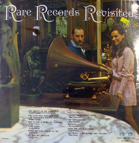 "Rare Records Revisted Vinyl 12"""