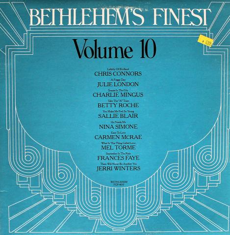 """Bethlehem's Finest: Volume 10 Vinyl 12"""""""