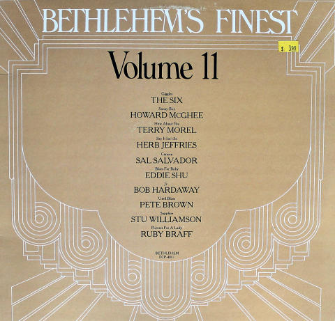 "Bethlehem's Finest: Volume 11 Vinyl 12"" (Used)"