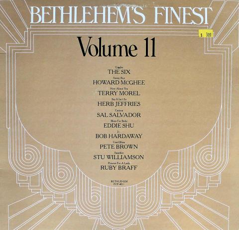"""Bethlehem's Finest: Volume 11 Vinyl 12"""""""