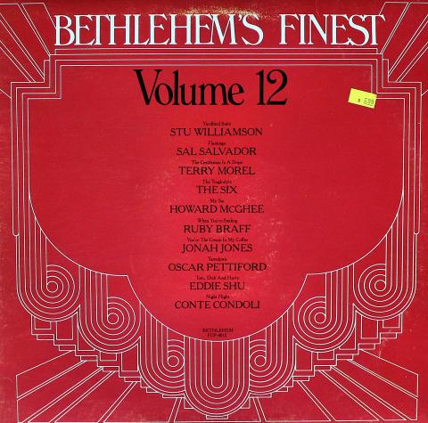"""Bethlehem's Finest: Volume 12 Vinyl 12"""""""