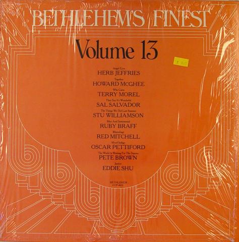 """Bethlehem's Finest: Volume 13 Vinyl 12"""""""