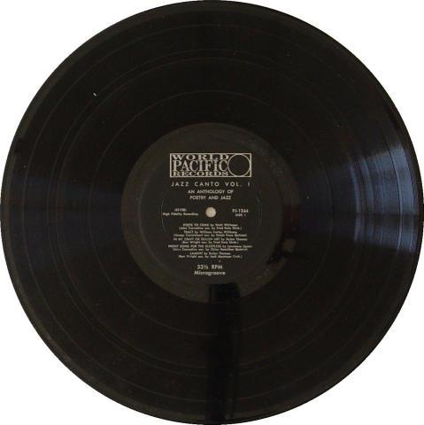 """John Carradine Vinyl 12"""""""