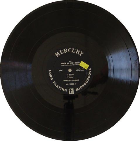 """Alexander Schneider Vinyl 12"""""""