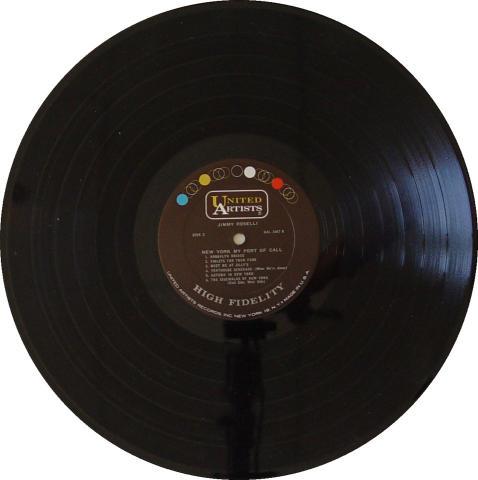 """Jimmy Roselli Vinyl 12"""""""