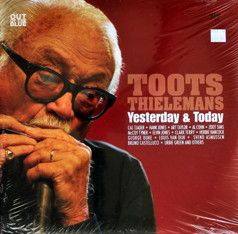 "Toots Thielemans Vinyl 12"""