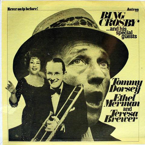 "Bing Crosby Vinyl 12"""