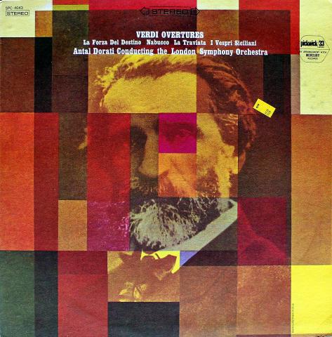 "The London Symphony Orchestra Vinyl 12"""