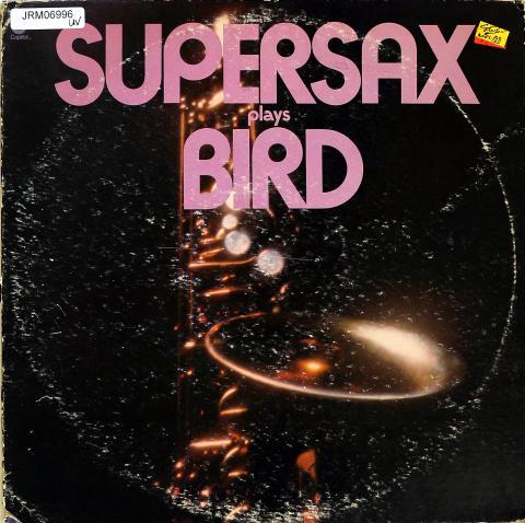 "Supersax Vinyl 12"""