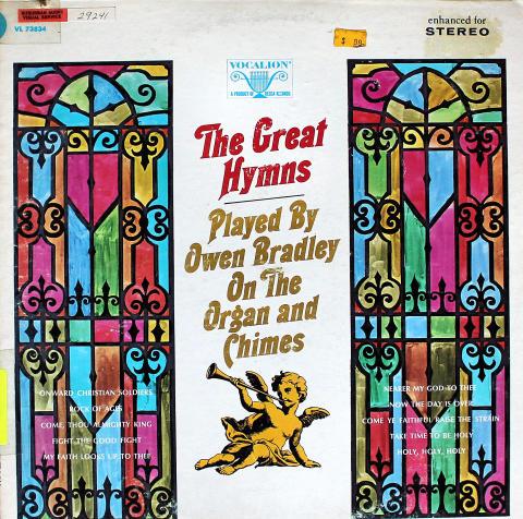 "Gwen Bradley Vinyl 12"""