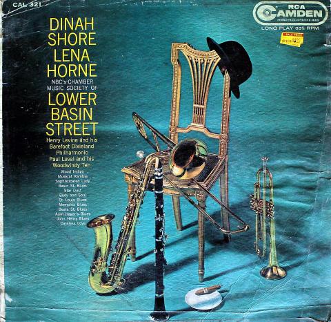 """Dinah Shore / Lena Horne Vinyl 12"""""""