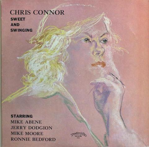 """Chris Connor Vinyl 12"""""""