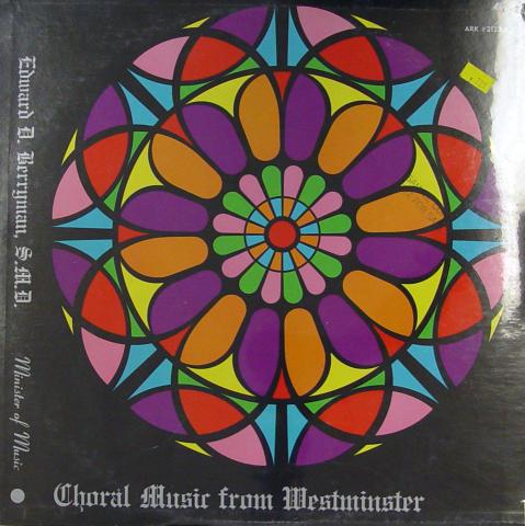 """Edward D. Berryman, S.M.D. Vinyl 12"""""""