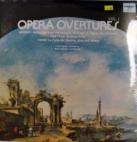 "Linz Opera Orchestra Vinyl 12"""