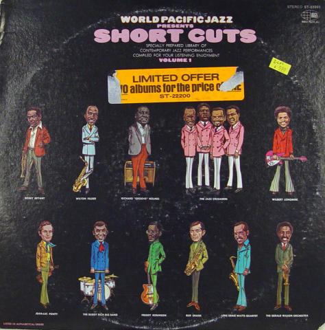 "Short Cuts Volume 1 Vinyl 12"""