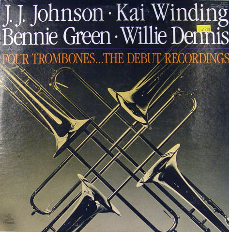 J.J. Johnson / Kai Winding / Bennie Green / Willie Dennis Vinyl 12""