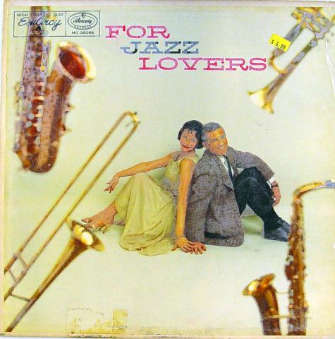 """For Jazz Lovers Vinyl 12"""""""