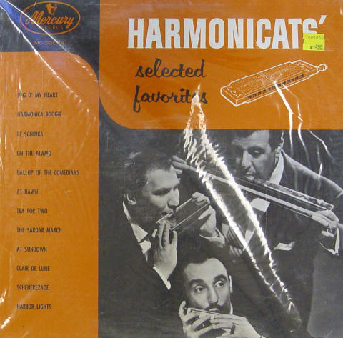 "Harmonicats Vinyl 12"""