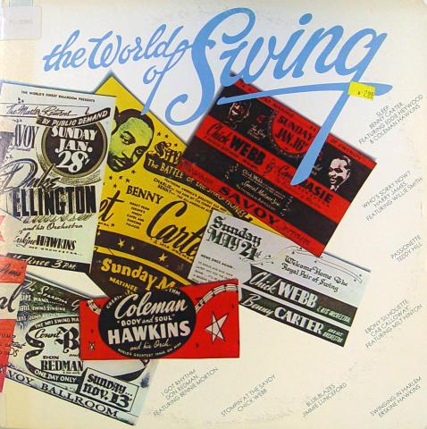 "The World of Swing Vinyl 12"""