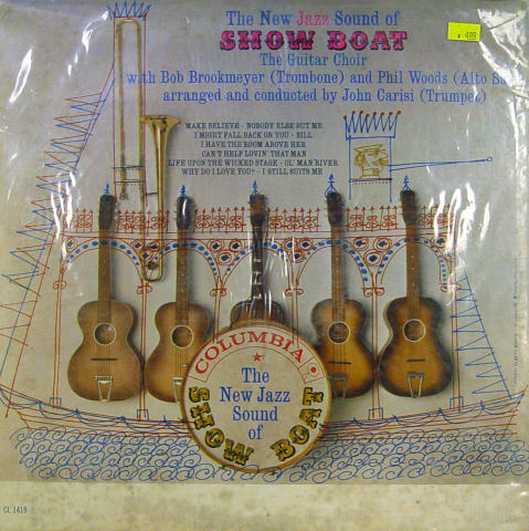 The New Jazz Sound of Show Boat Vinyl 12""