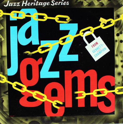 "Jazz Gems Vinyl 12"""