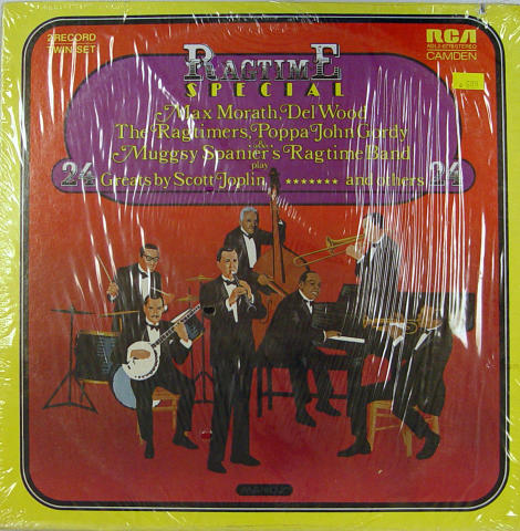 """Ragtime Special Vinyl 12"""""""