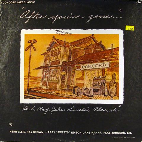 "Herb, Ray, Jake, ""Sweets, Plas, Etc. Vinyl 12"""