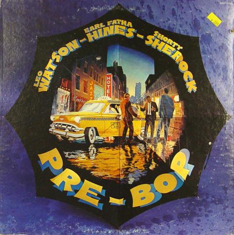 "Watson / Hines / Sherock Vinyl 12"""