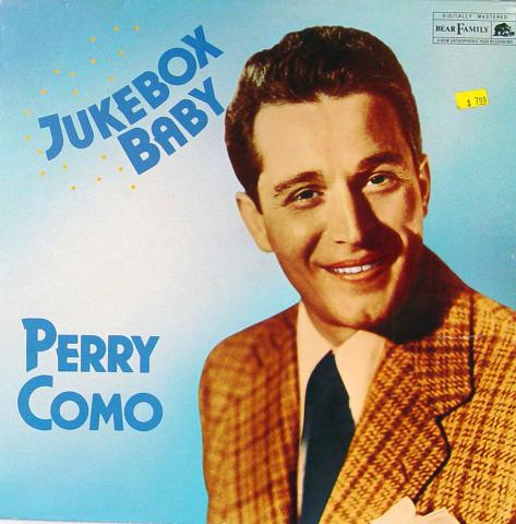 "Perry Como Vinyl 12"""