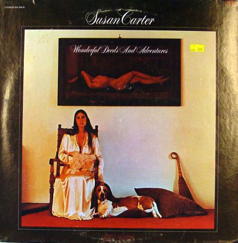 "Susan Carter Vinyl 12"""