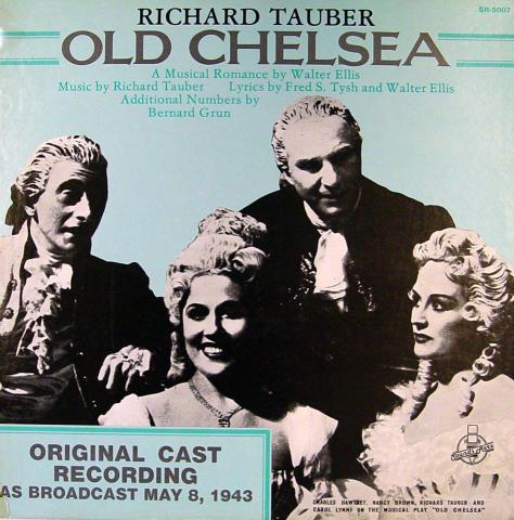 "Old Chelsea: A Musical Romance By Walter Ellis Vinyl 12"""