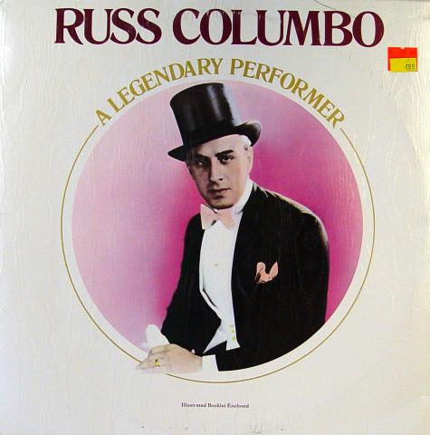 """Russ Columbo Vinyl 12"""""""
