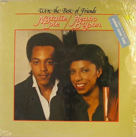 "Natalie Cole / Peabo Bryson Vinyl 12"""