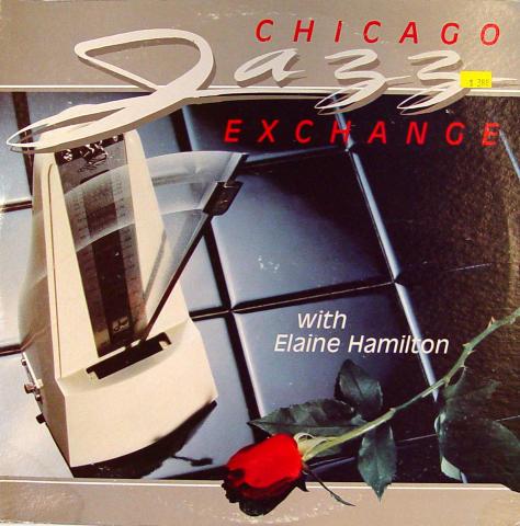 """Chicago Jazz Exchange / Elaine Hamilton Vinyl 12"""""""