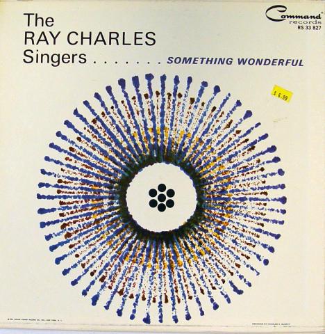 "The Ray Charles Singers Vinyl 12"""