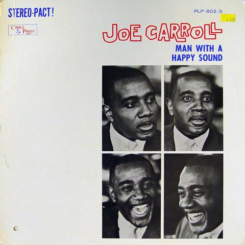 "Joe Carroll Vinyl 12"""