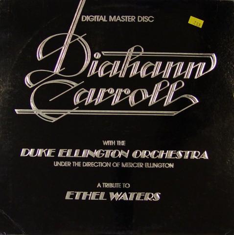 "Diahann Carroll / Duke Ellington Orchestra / Mercer Ellington Vinyl 12"""