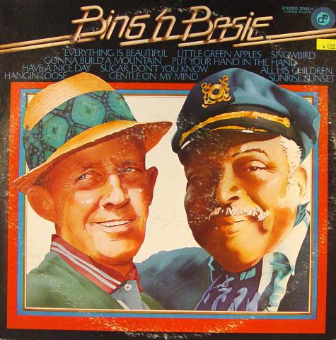 """Bing Crosby / Count Basie Vinyl 12"""""""