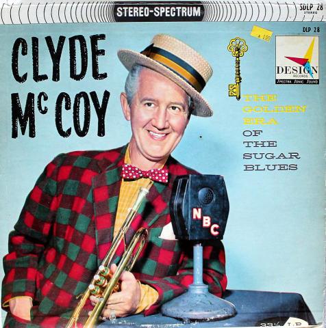 "Clyde McCoy Vinyl 12"""
