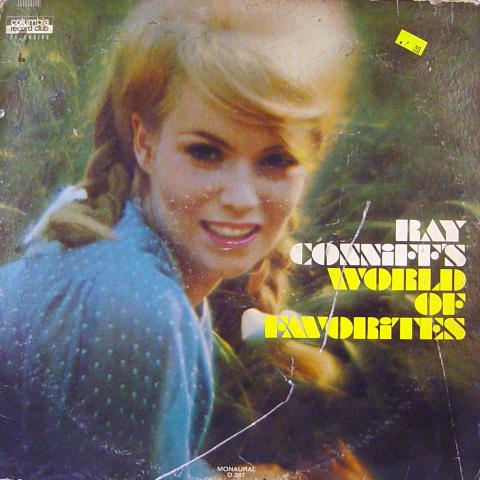 """Ray Conniff Vinyl 12"""""""