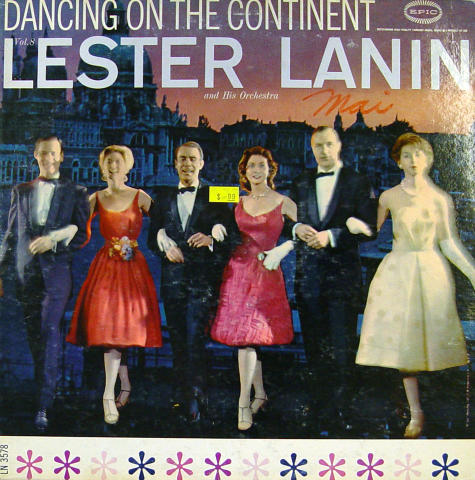 Lester Lanin And His Orchestra Vinyl 12""